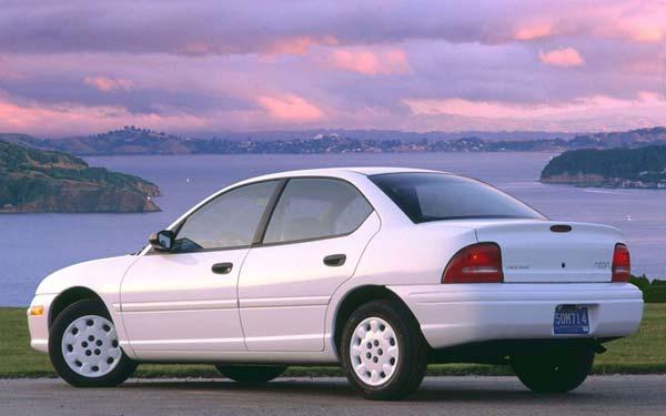 Dodge Neon 1999-2003