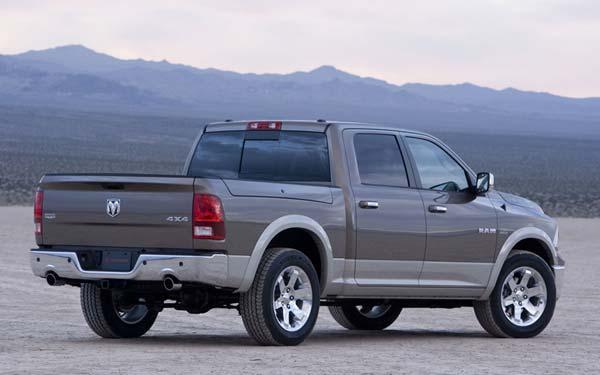 Dodge Ram 1500 2009-2013