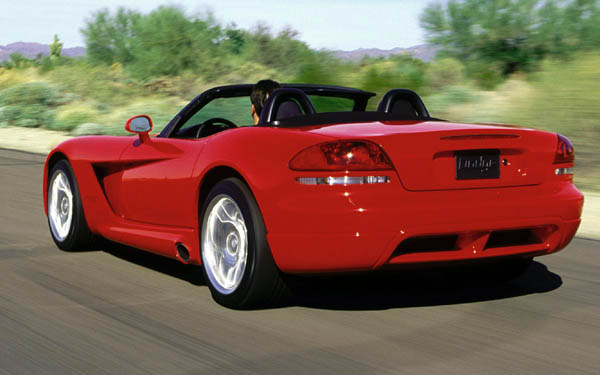 Dodge Viper 2002-2006