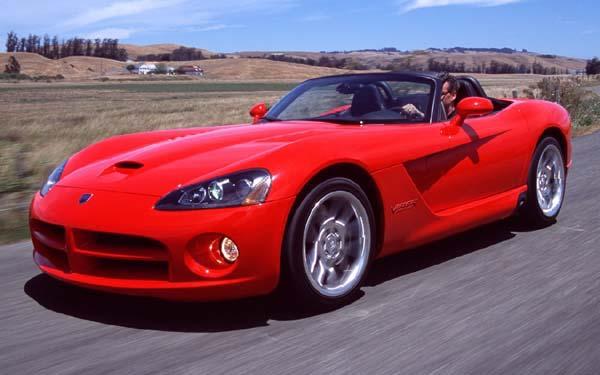 Фото Dodge Viper  (2002-2006)
