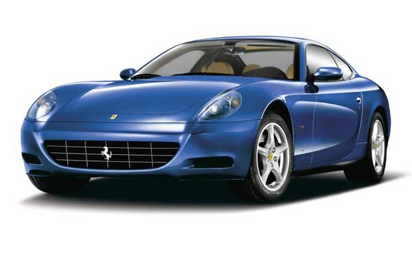 Ferrari 612 Scaglietti 2003-2010