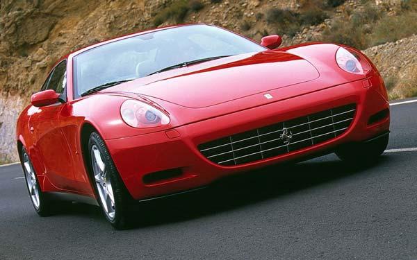 Фото Ferrari 612 Scaglietti