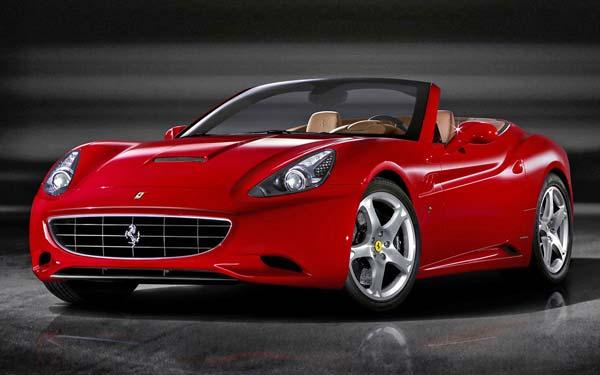 Ferrari California 2009-2012