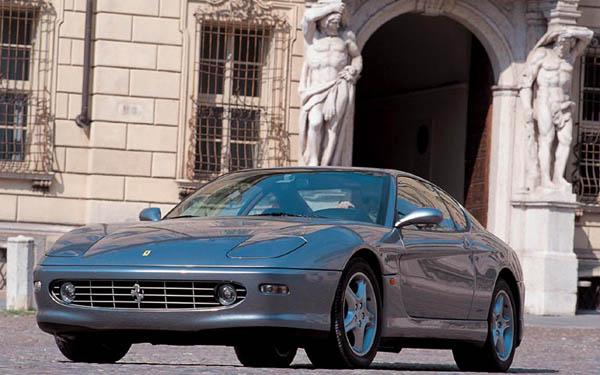 Ferrari 456 GT Modificata