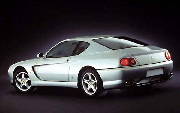 Фото Ferrari 456 GT Modificata