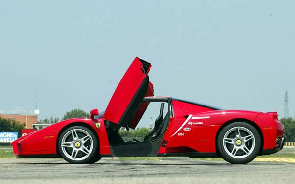 Фото Ferrari Enzo