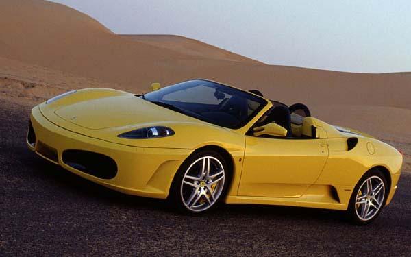 Фото Ferrari F430 Spider