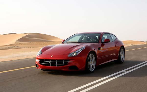 Ferrari FF 2011-2015