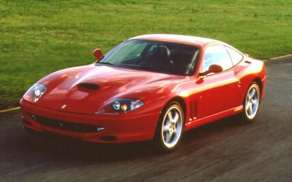Ferrari 550 Maranello 1996-2001
