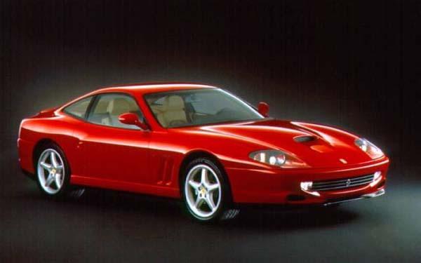 Фото Ferrari 550 Maranello  (1996-2001)