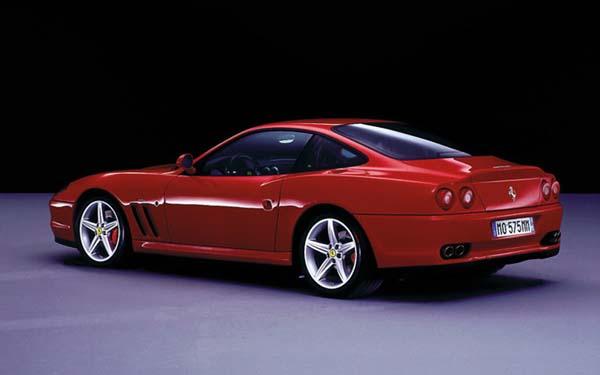 Фото Ferrari 575M Maranello