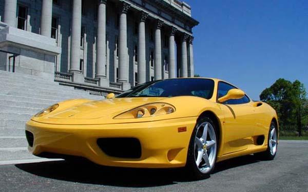 Ferrari 360 Modena 1999-2004