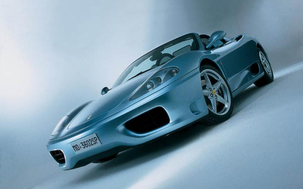 Ferrari 360 Modena Spider 2000-2004