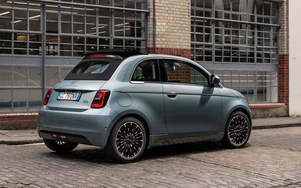 FIAT 500C 2020