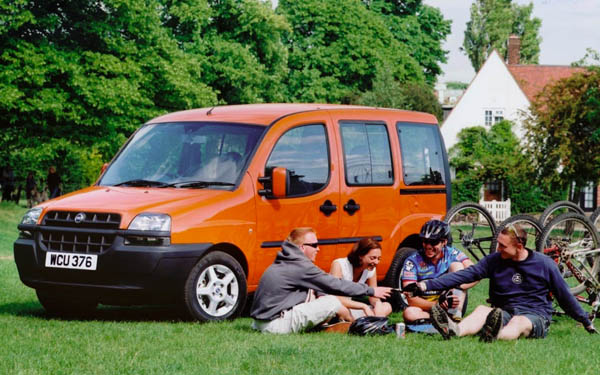 FIAT Doblo 2000-2004