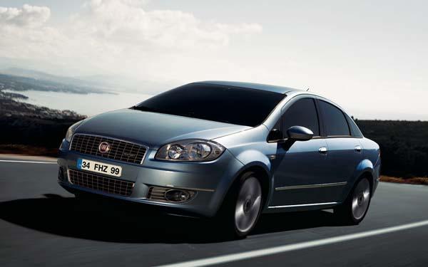 FIAT Linea 2007-2013