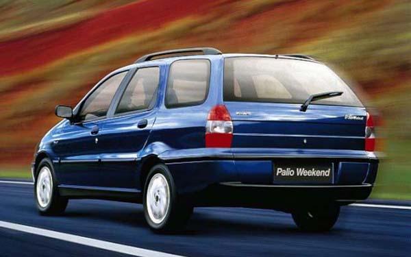 FIAT Palio Weekend 1997-2000