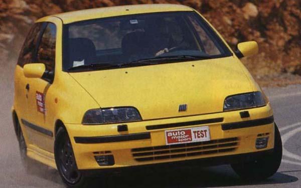 Фото FIAT Punto  (1993-1998)