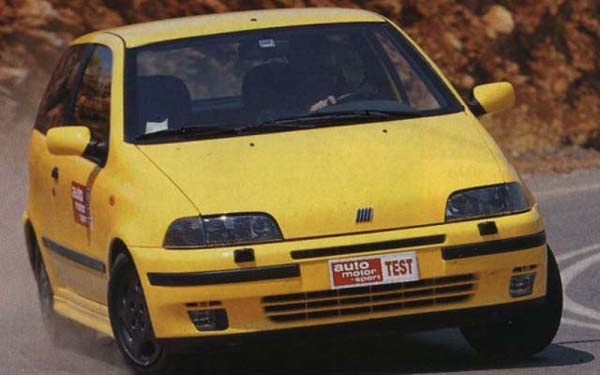 FIAT Punto 1993-1998