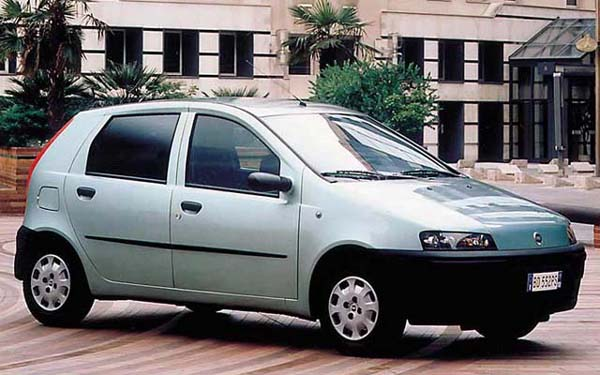 FIAT Punto II 1999-2002