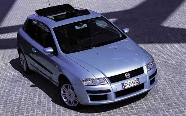 FIAT Stilo Coupe 2001-2007