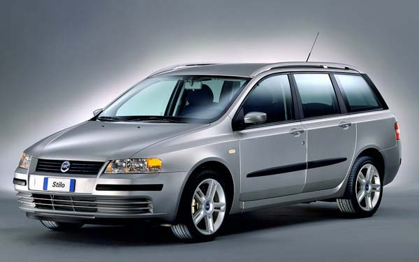 FIAT Stilo Wagon (2002-2007) Фото #21