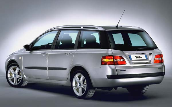 FIAT Stilo Wagon (2002-2007) Фото #22