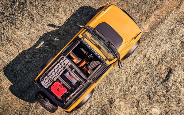 Ford Bronco 3-door