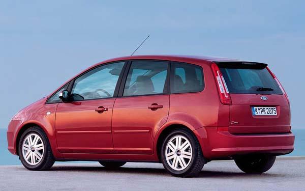 Фото Ford C-Max  (2007-2010)