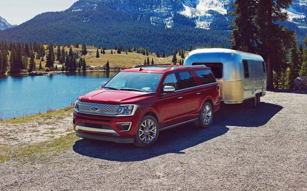 Фото Ford Expedition 2017