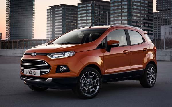 Ford EcoSport 2013-2017