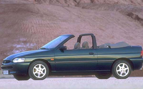 Ford Escort Cabrio 1990-1999