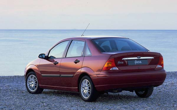 Ford Focus Sedan 1998-2005