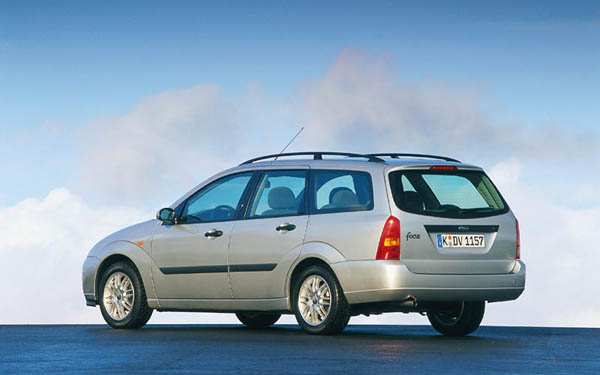 Фото Ford Focus Turnier  (1998-2005)