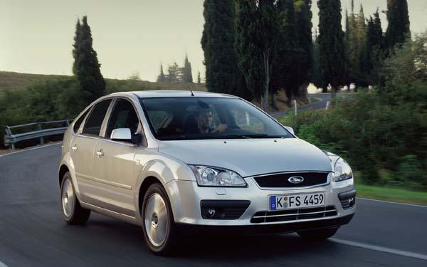 Ford Focus 2004-2007