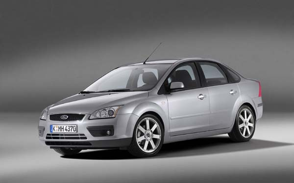 Ford Focus Sedan 2004-2007