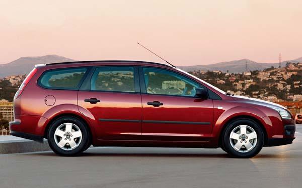 Ford Focus Wagon 2004-2007
