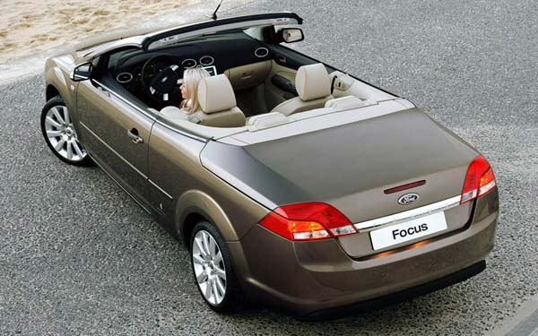 Ford Focus Coupe-Cabriolet 2006-2007