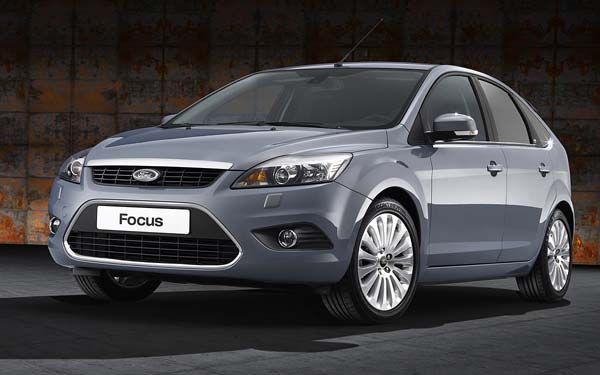 Ford Focus (2008-2011) Фото #112
