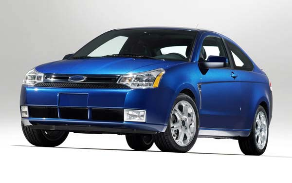 Ford Focus Coupe (USA)