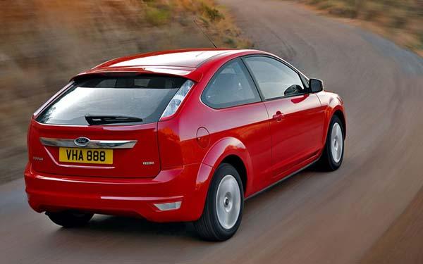 Ford Focus 3-Door 2008-2011