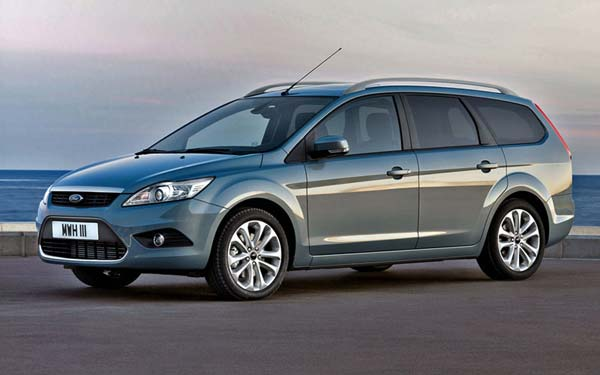 Ford Focus Wagon 2008-2011