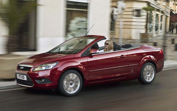 Ford Focus Coupe-Cabriolet 2008-2011