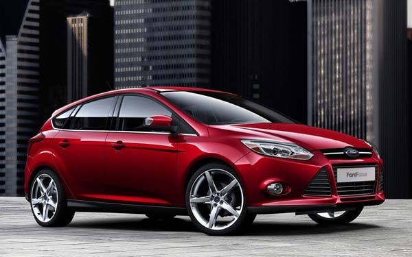 Ford Focus (2011-2014) Фото #211