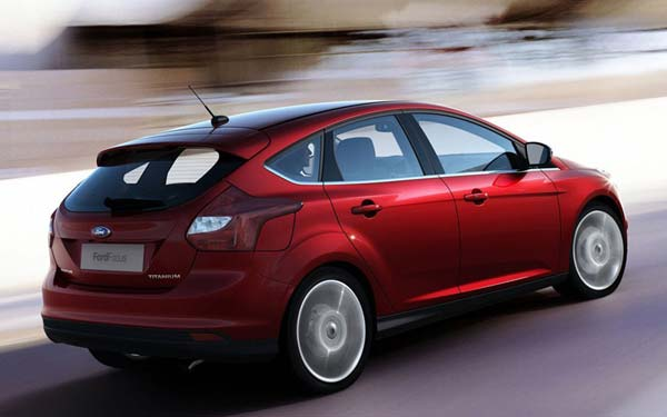 Ford Focus (2011-2014) Фото #212