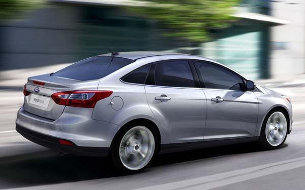 Ford Focus Sedan 2011-2014