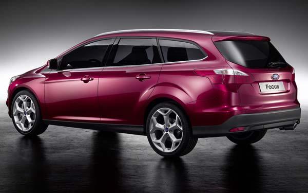 Ford Focus Wagon 2011-2014