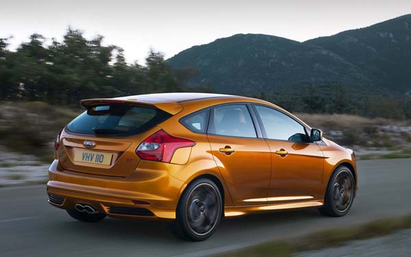 Ford Focus ST 2011-2014