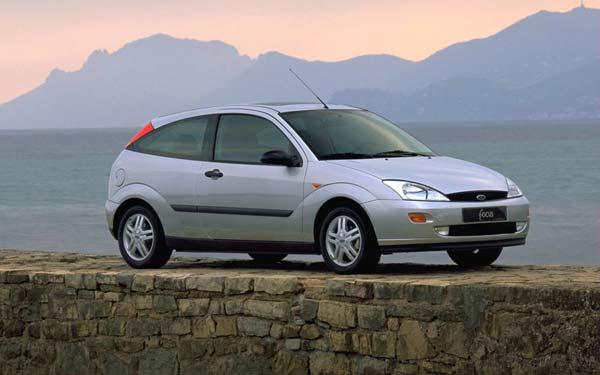 Ford Focus 3-Door 1998-2005