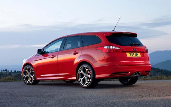 Ford Focus Sportbreak ST 2012-2014